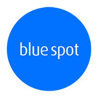 Blue Spot Computers Logo - Business IT Support Cheshire