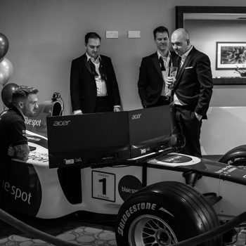 F1 Simulator - Chamber event 2