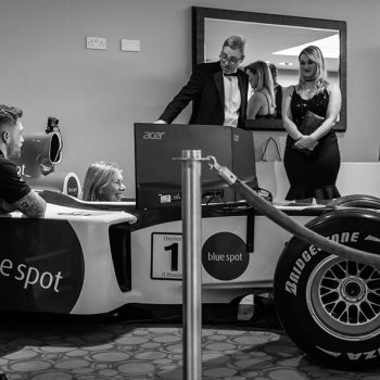 F1 Simulator - Chamber event