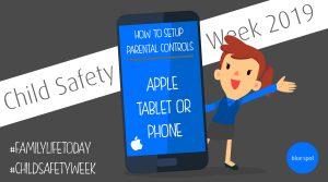 Parental Controls Apple ipad